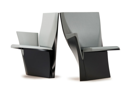 Array Seating by Zaha Hadid for Poltrona Frau