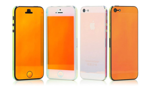 Aurora iPhone Skins