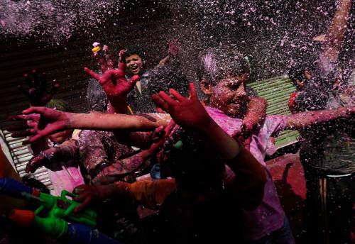 Holi Celebrations 2013