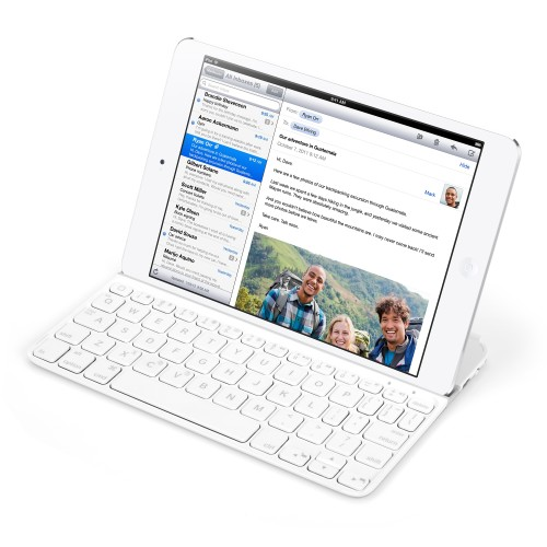 Logicool Ultrathin Keyboard Cover for iPad mini