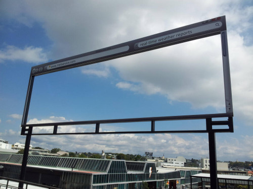 Metservice Weather Billboard