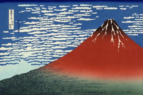 Hokusai Katsushika - Fugaku 36-kei