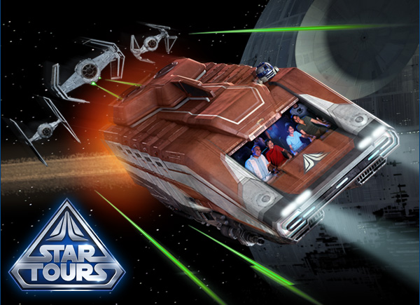 Star Tours The Adventure Continues Star Tours – The Adventures