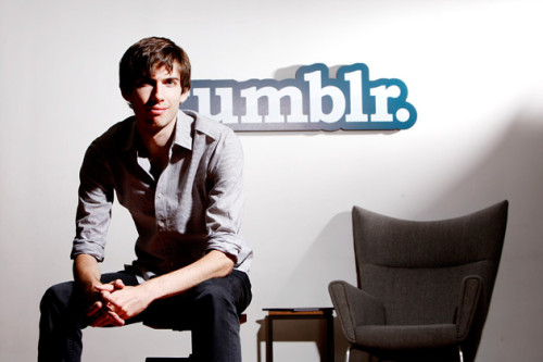 Tumblr Founder and CEO David Karp
