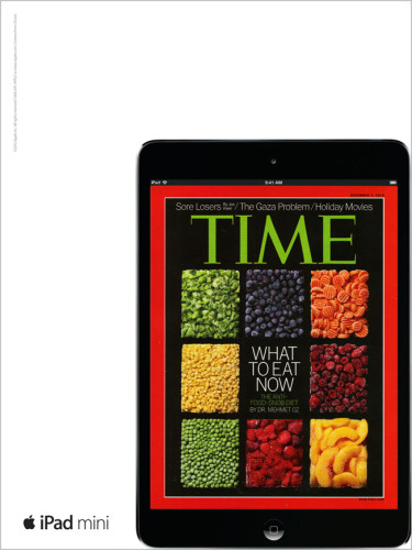 Apple iPad Mini Ads