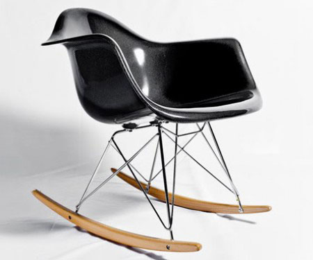 HM Rocking Chair Carbon