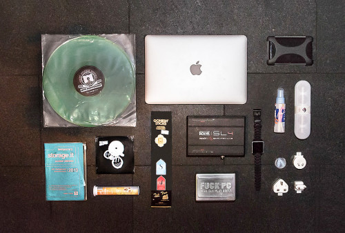 HYPETRAK Music Essentials - J.Rocc