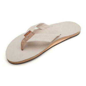 Rainbow Sandals - Premier Leather Single Layer Arch Narrow Strap