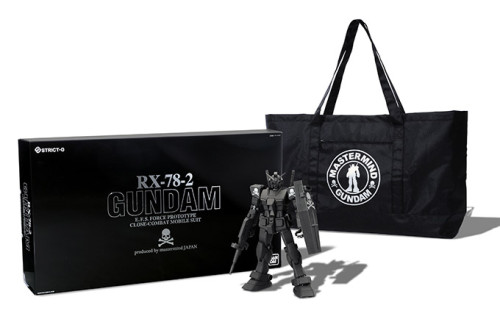 mastermind JAPAN × STRICT-G PG 1/60 RX-78-2 Gundam