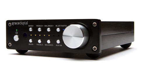 Grace Digital Bluetooth Amplifier