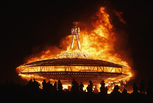 Photos of Burning Man 2013