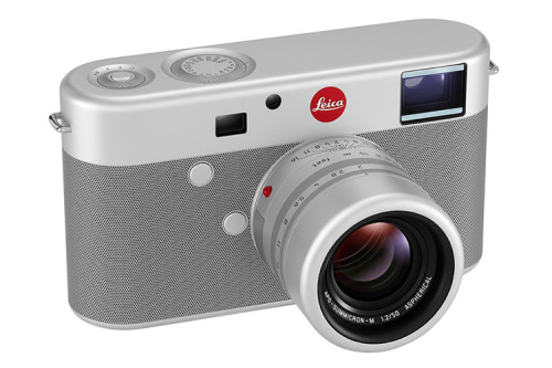Leica M for (RED) by Jony Ive & Marc Newson