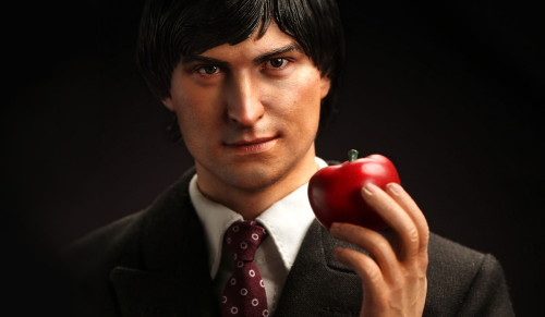 Steve Jobs Collectible Action Figure
