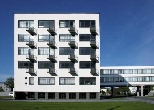Bauhaus opens its dorms to paying guests