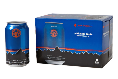 Patagonia California Route Organic Lager