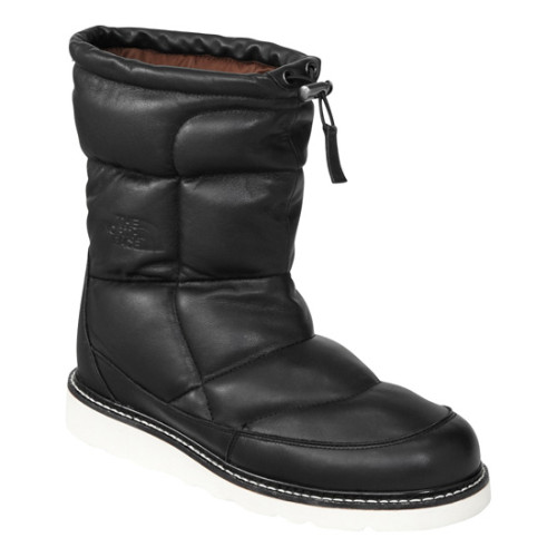 Nuptse Bootie Leather
