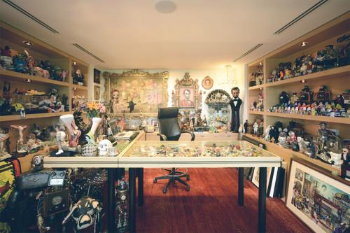 Inside Nike CEO Office