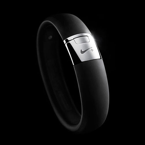 Nike+ FuelBand SE Silver