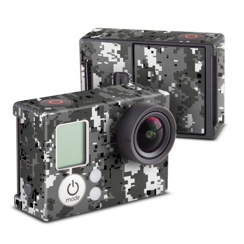 GoPro Hero3 Skin - Digital Urban Camo
