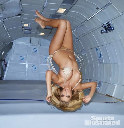 Kate Upton Zero Gravity