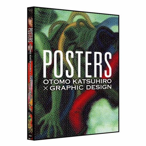 POSTERS - Otomo Katsuhiro x Graphic Design