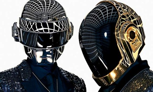 Daft Punk - Computerized (feat. Jay Z) (Co-Produced by Kanye West)