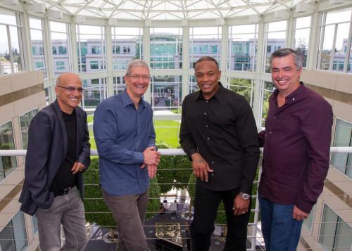 Apple、ヘッドホンや音楽配信サービスの『Beats Electronics』を30億ドルで買収