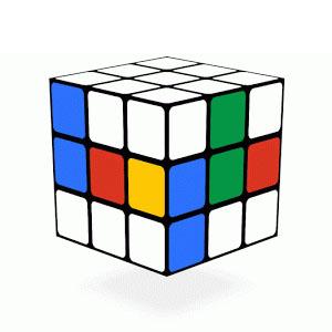 Google Doodle Rubik's Cube