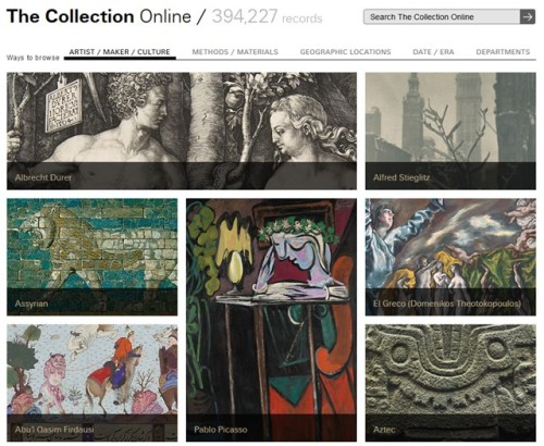 The Collection Online The Metropolitan Museum of Art
