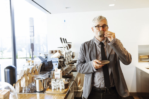 Blue Bottle Coffee CEO James Freeman