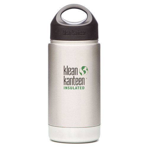 Klean Kanteen Wide Mouth Insulated Water Bottle