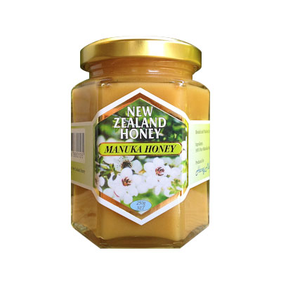New Zealand Honey Organic Manuka