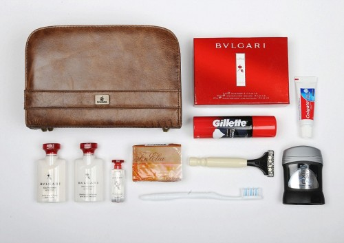 Inside The First Class Vanity Bags That Reveal How The Other Half Fly