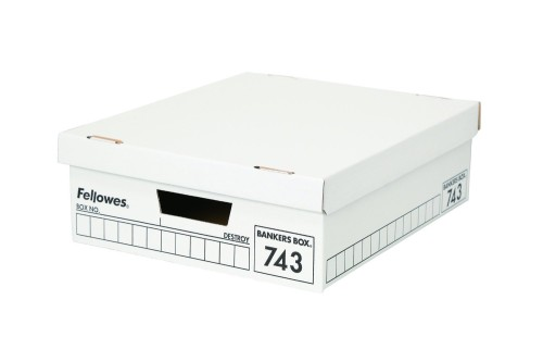 Fellowes Bankers Box 743
