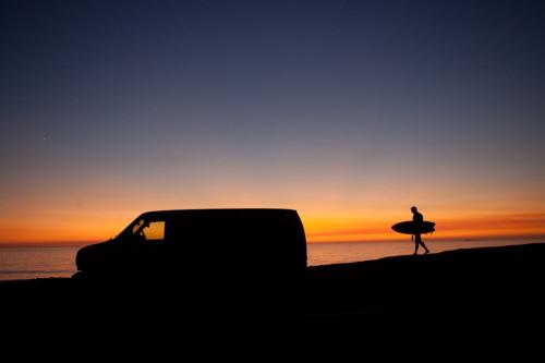 Van Life - Chris Burkard
