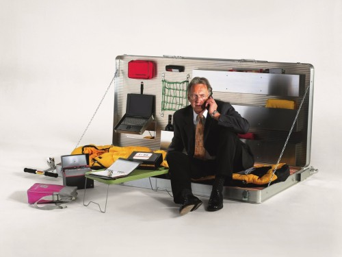 Winfried Baumann - Urban Nomads Instant Housing H-3 Office