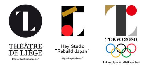 2020年東京オリンピックエンブレムのデザインに問題無し