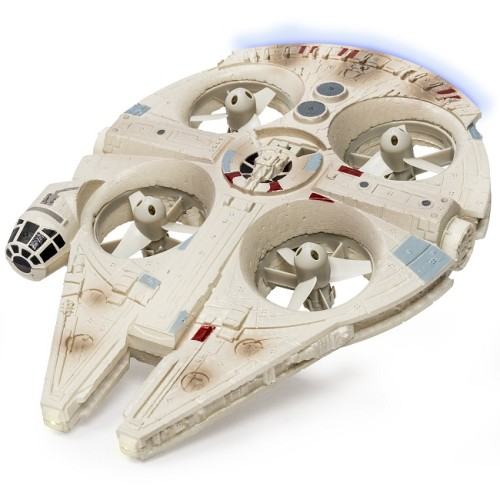 Air Hogs Remote Control Ultimate Millennium Falcon Quad