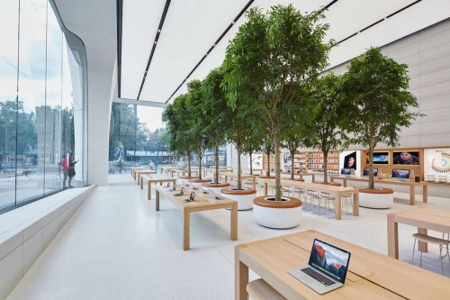 Apple Store - Brussels