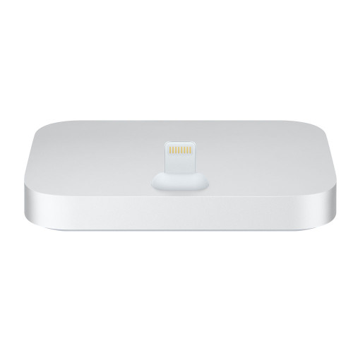 Apple iPhone Lightning Dock Silver
