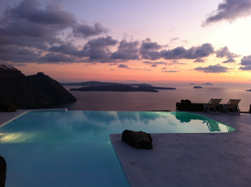 Aenaon Villas, Santorini, Greece