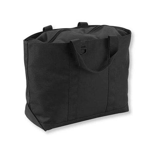 L.L.Bean Hunter's Tote Bag Zip-Top