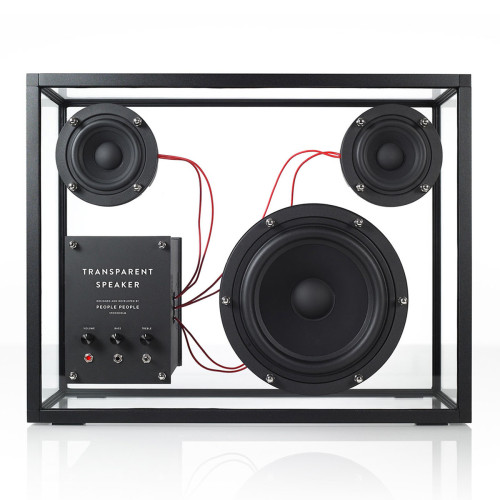 People People Transparent Speaker