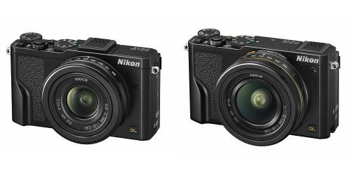 Nikon DL24-85 f/1.8-2.8 / DL18-50 f/1.8-2.8