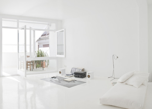 The White Retreat, Sitges, Spain