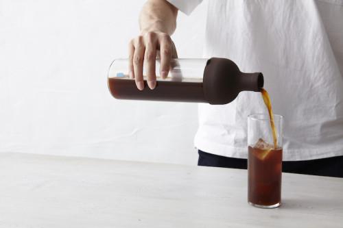 Blue Bottle Coffee × HARIO コールドブリューボトル