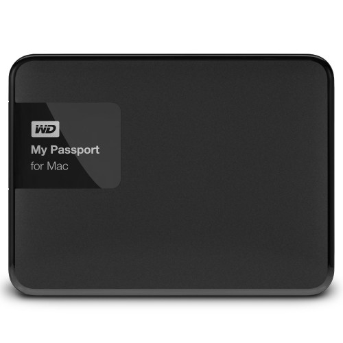 WD My Passport for Mac 4TB