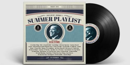 President Obama's Summer Playlist
