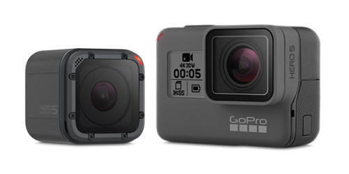 GoPro HERO5 Black / Session