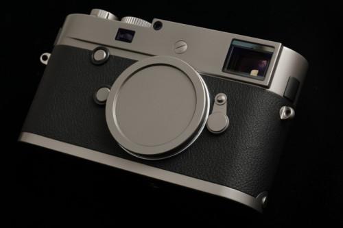 Leica M-P Titanium Leica Store Ginza 10th Anniversary